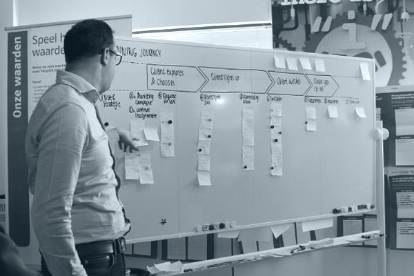 Customer Journey Map: Routes