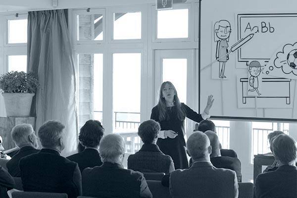 Storytelling: Presentatie