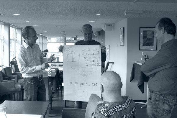 Visueel Communiceren: Presentatie