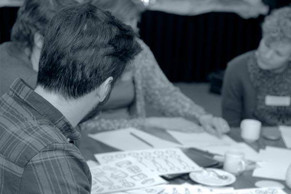 IJsselgroep: Brainstormen met medewerkers