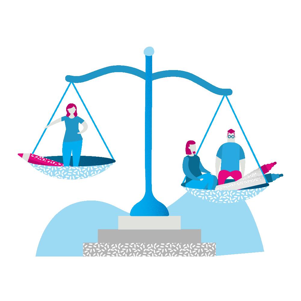 Legal design voor de juridische sector.