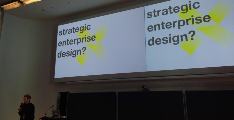 what is strategic enterprise design
