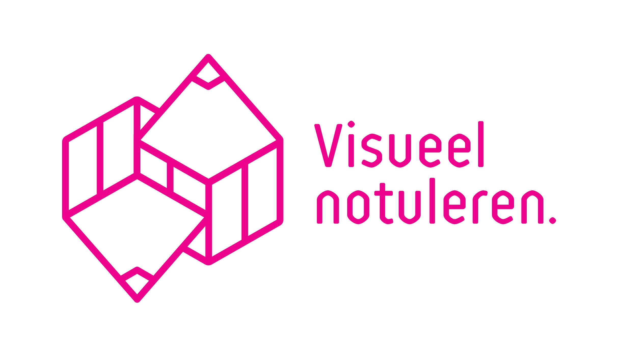Visueel notuleren logo