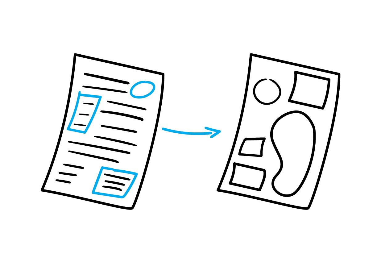 Visueel contract: Voorstel